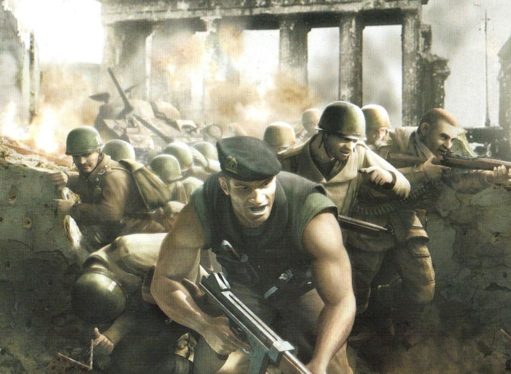 160718 Commandos