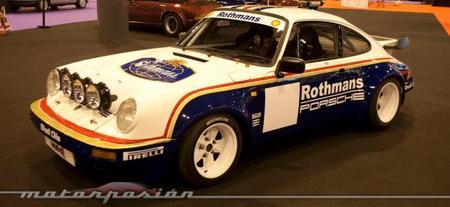 ClassicAuto Madrid 2013: coches clásicos, el recambio que buscabas y muchas curiosidades