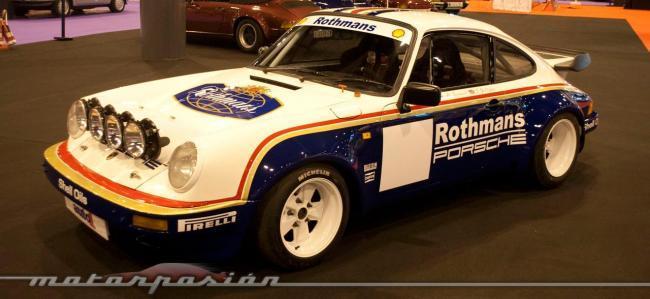 ClassicAuto Madrid Porsche Rothmans