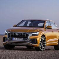 Así es el nuevo Audi Q8: primeras imágenes filtradas, pocas horas antes de presentarse oficialmente