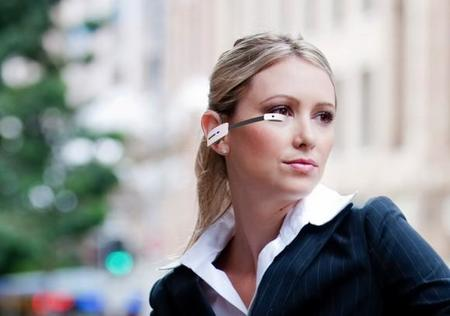 Vuzix Smart Glasses, ¿otro competidor de Google Glass?