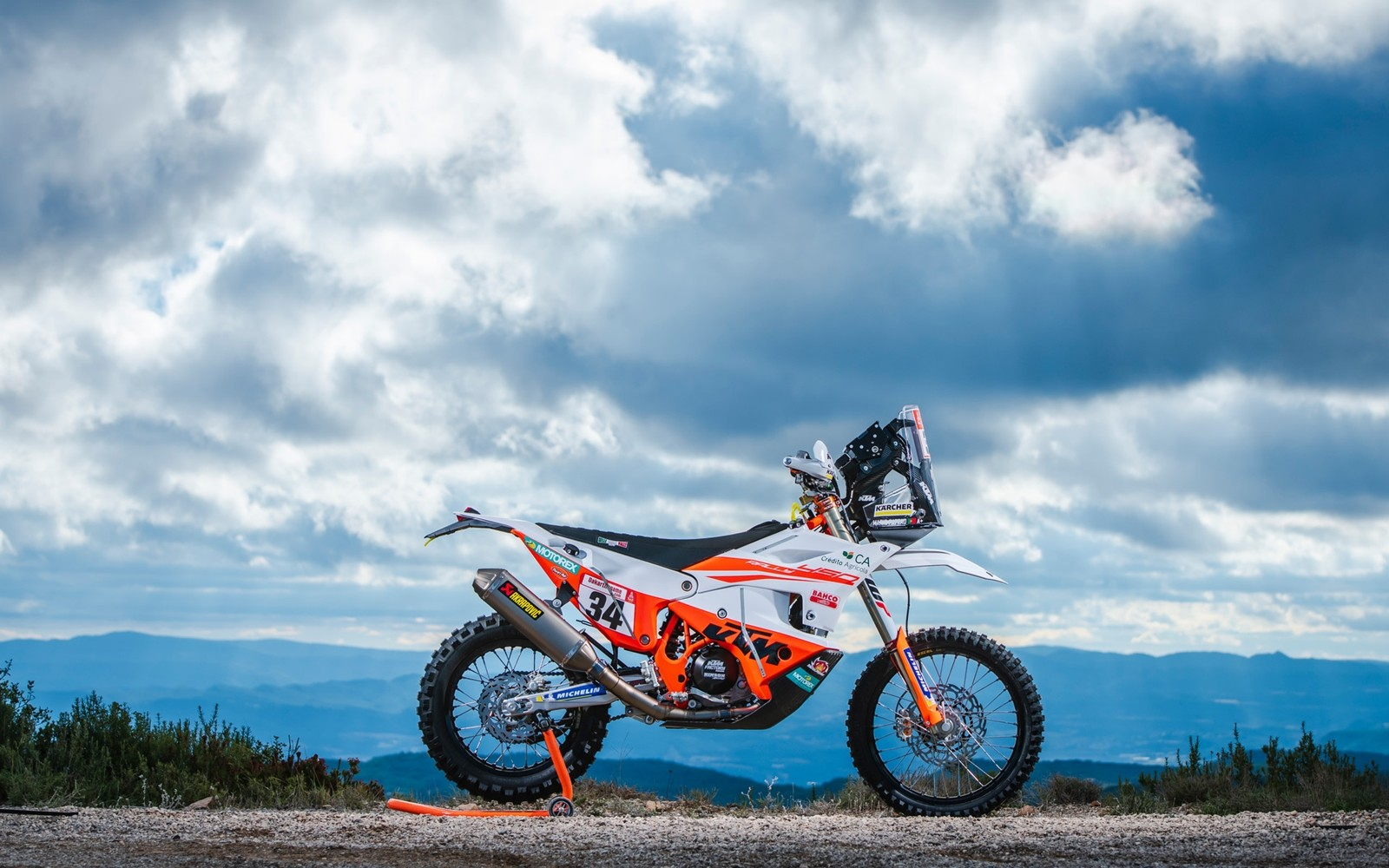 Foto de KTM 450 Rally Dakar 2019 (79/116)