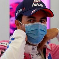 Sergio Pérez ha dado positivo por coronavirus y se pierde el Gran Premio de Gran Bretaña de Fórmula 1