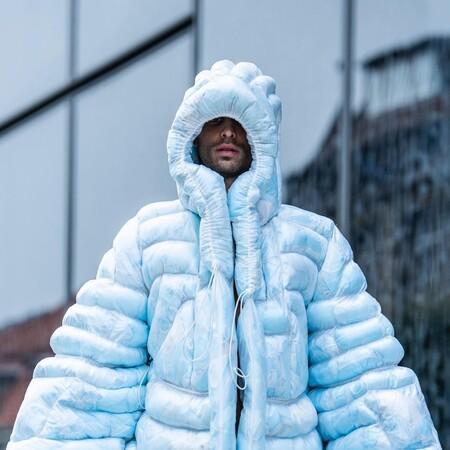 abrigo mascarillas