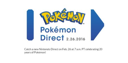 Tenemos confirmación de un Pokémon Direct y el lanzamiento de una app de Pokémon