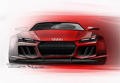 Audi Quattro Concept: ¡Sigue vivo!