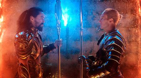 Las nuevas imágenes de 'Aquaman' nos muestran a sus villanos y a una deslumbrante Nicole Kidman