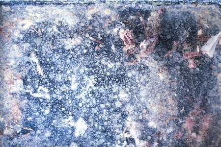 ¿Paisajes, planetas o fotografía microscópica? No, son los platos sucios de Xavier Soquet