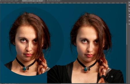 herramienta inteligencia artificial suavizado piel photoshop cc 2021