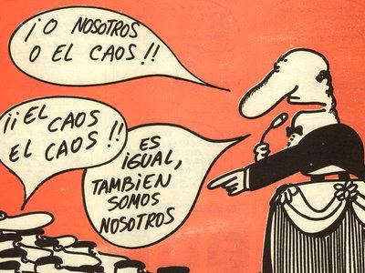 34 viñetas de humor gráfico de los 70 que lo explican todo sobre el panorama actual