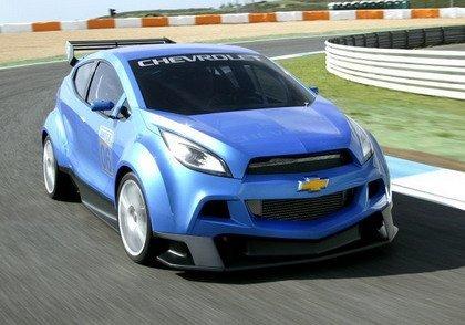 Chevrolet WTCC: más fotografías y un vídeo
