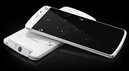 Oppo N1 estará disponible el 10 de diciembre por 449 euros