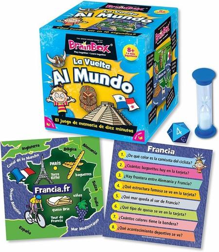 Brain Box Juego De Memoria Al Mundo