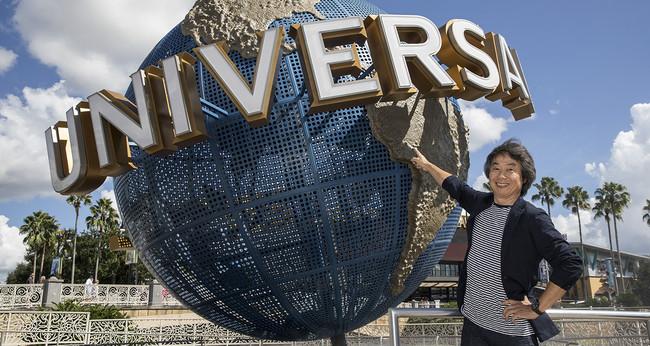 Parque Universal Studios Nintendo