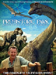 """Viaja a la Prehistoria con """"Prehistoric Park"""""""