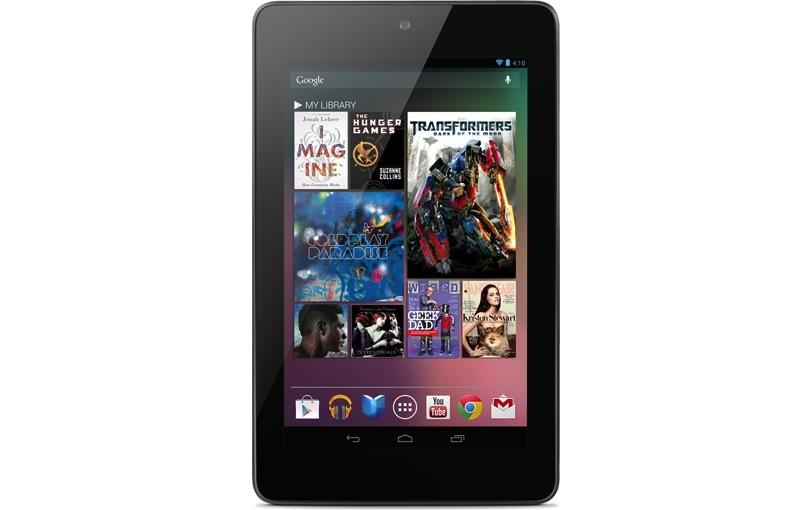 Foto de Nexus 7, tablet de Google (1/4)