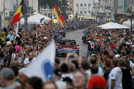 Rally de Alemania 2011: cómo verlo por televisión