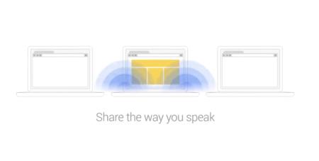 Google Tone nos permite compatir enlaces con simples sonidos