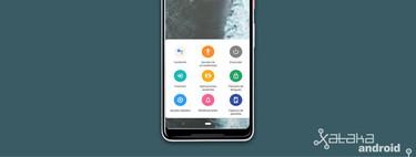 Así es el nuevo menú de accesibilidad de Android P