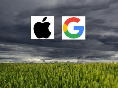 Apple ahora utilizará la nube…¡¿de Google?!