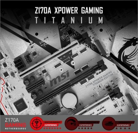 Msi Z170a Xpower Gaming Titanium Edition Pcb