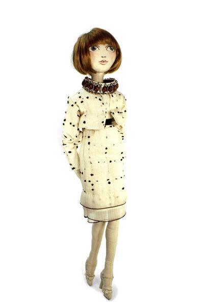 """Las """"Poupées Haute Couture"""" de Andrew Yang, el último """"must have"""""""