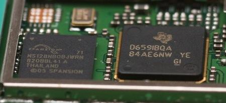 Nuevos chips de memoria de Toshiba podrían doblar el espacio del iPhone y del iPod touch