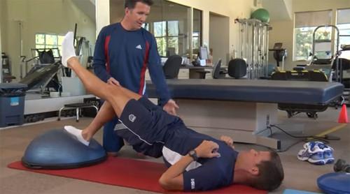 Ejercicios para prevenir lesiones de rodilla