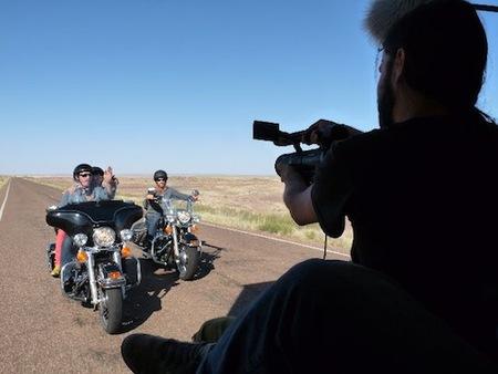 'Ruta 66: La aventura' se estrena esta tarde en Neox