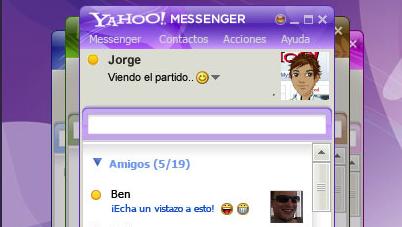 Yahoo! Messenger 9.0