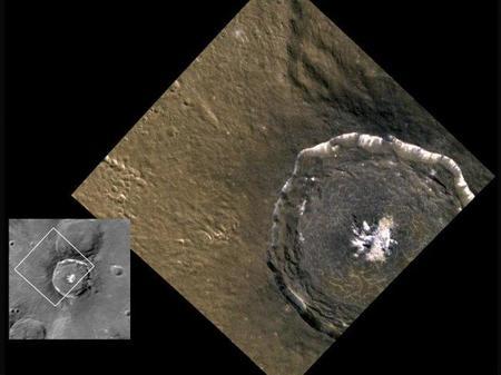La sonda Messenger nos trae nuevas imágenes de Mercurio