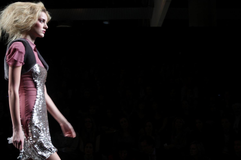 Foto de Alma Aguilar en la Cibeles Madrid Fashion Week Otoño-Invierno 2011/2012 (114/126)