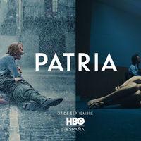"""#CancelaHBO: la polémica por el cartel de """"Patria"""" que el propio autor del libro rechaza"""