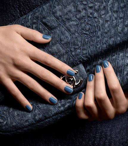 Blue Boy, el nuevo tono de Chanel