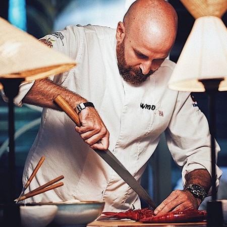 Hugo Munoz Chef Del Restaurante Umo