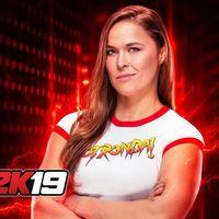 Ronda Rousey debutará en WWE 2K19... ¡vistiendo el uniforme de Roddy Piper!