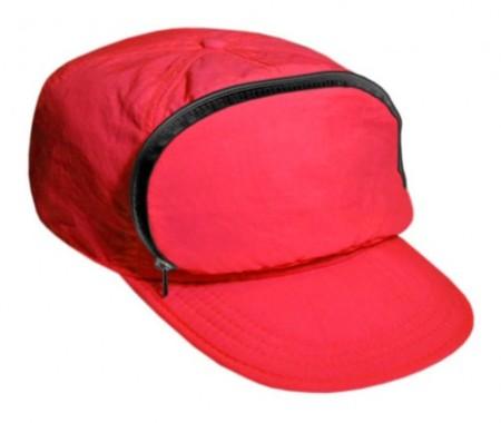 Cap-sac, gorra con bolsillo