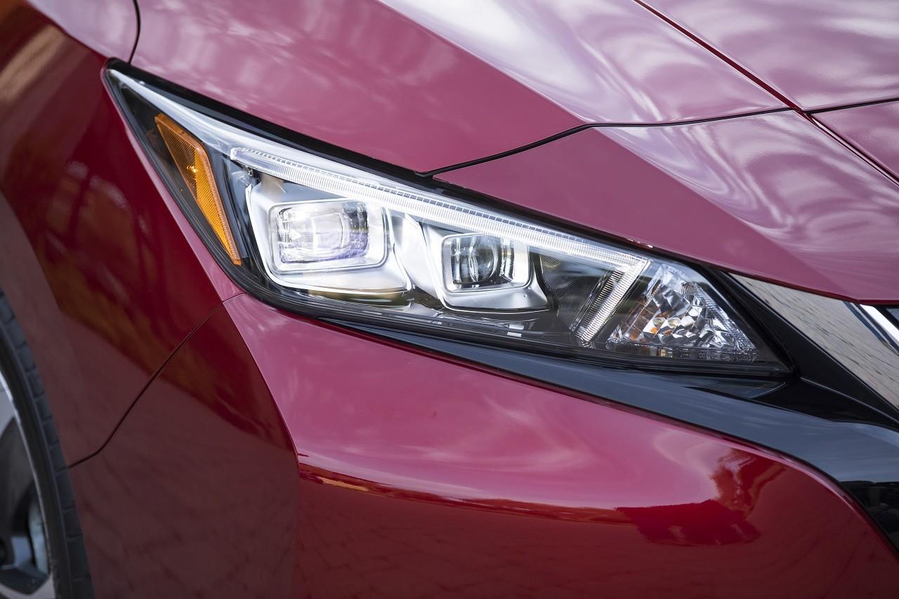 Foto de Nuevo Nissan LEAF 2019 en México (9/13)