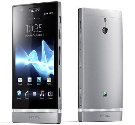 Sony Xperia P llega a México