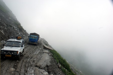 Rohtang Manali Side