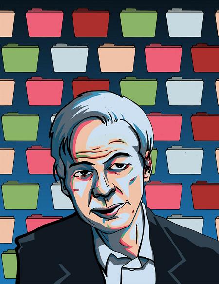 Tú también puedes ser el seguro de vida de Julian Assange