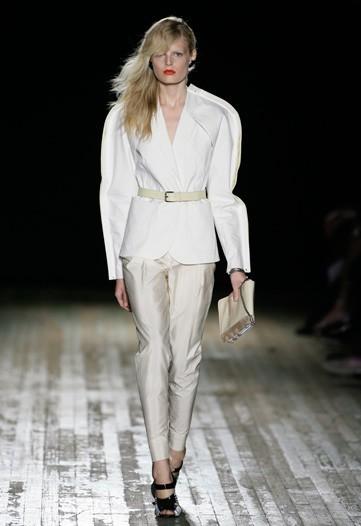 Proenza Schouler en la Semana de la Moda de Nueva York primavera-verano 2009