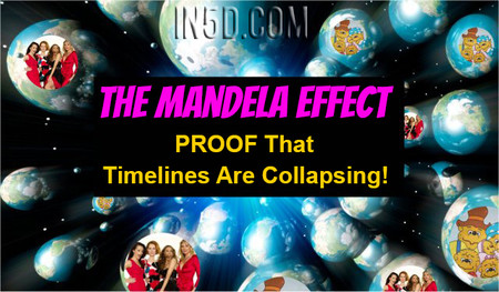Mandela Effect Proof In5d 1111 1