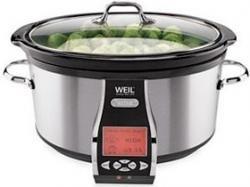 Olla reprogramable Weil, una alternativa frente a los robots de cocina