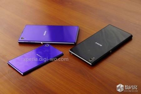 """Siguen apareciendo imágenes del Sony Xperia Z1 """"mini"""", lo veremos en el CES 2014"""
