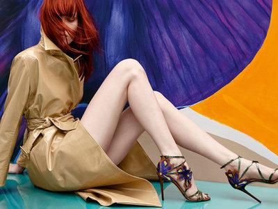 La nueva colección Primavera-Verano de Jimmy Choo: 347 zapatos para todas (también para novias)