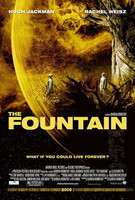 Póster de 'The Fountain' de Darren Aronofsky
