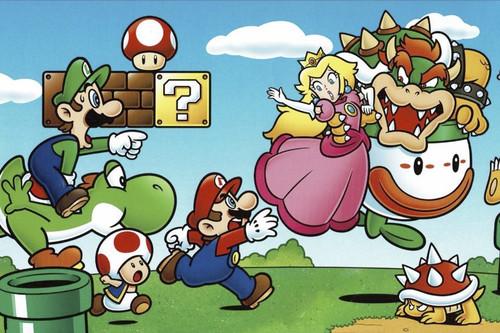 El otro padre de Super Mario: si Miyamoto creó el personaje, Yoichi Kotabe le dio forma gracias a ilustraciones como estas