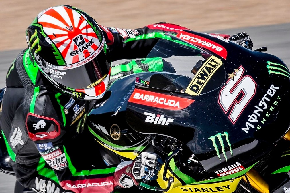 Johann Zarco Motogp Yamaha 2018
