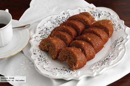 Bizcocho de miel y canela, receta fácil para el desayuno